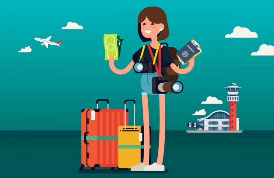 假期預算放大招:5種方式旅行途中輕鬆賺錢!