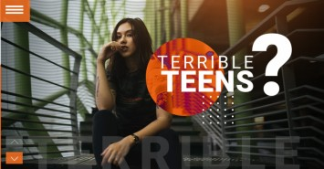 Terrible Teens?