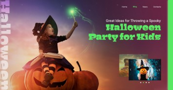 Great Ideas for Throwing a Spooky Halloween Party for Kids