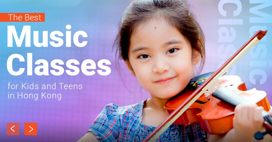 The Best Music Classes for Kids and Teens in Hong Kong