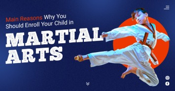 Main Reasons Why You Should Enroll Your Child in Martial Arts