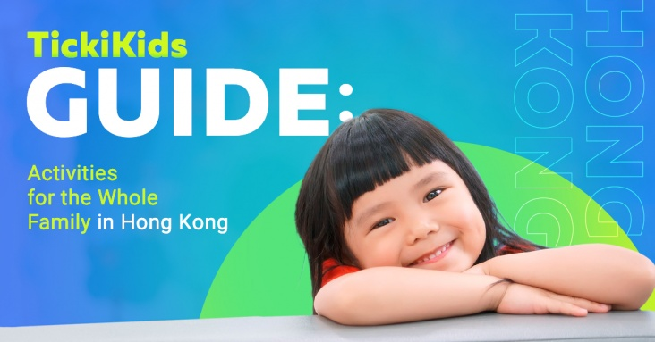 TickiKids Guide for Kids in Hong Kong