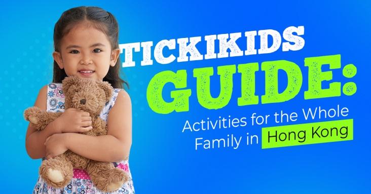 TickiKids Guide for Kids in Hong Kong