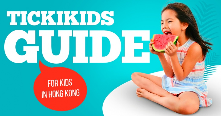 Weekly Guide for Kids in Hong Kong