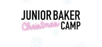 Junior Baker Christmas Camp (PM Session)