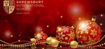 First Christmas at ShrewsburyHKG
