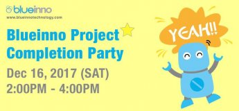 Blueinno Project Completion Party 2017