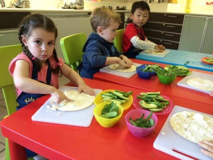 CNY Camp 1 - Kids Can Cook (3-6yrs)
