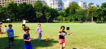 Morning & Afternoon Camps @Victoria Park