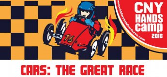Cars: The Great Race - CNY HANDS Camp