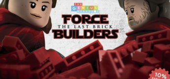 CNY Holiday Programs Offers: Force Builders The Last Brick