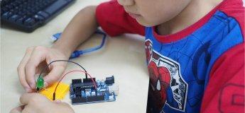 Parent-Child Activity - Coding & Electronics (STEM) - Saturday Morning