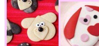 Kids Puppy Cookies (Bake & Decorate)