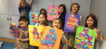 Pitter Painter Classes @ FunZone - Kennedy Town